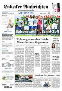 Lübecker Nachrichten Ostholstein Süd - 26. August 2018