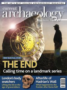 Current Archaeology - Issue 274