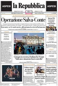 la Repubblica - 19 Febbraio 2020
