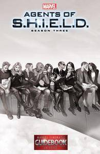 Guidebook to the Marvel Cinematic Universe - Marvels Agents of S H I E L D Season Three 001 2017 Digital Zone-Empire