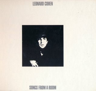 Leonard Cohen - Songs From A Room (1969) {2007, Remastered} Re-Up