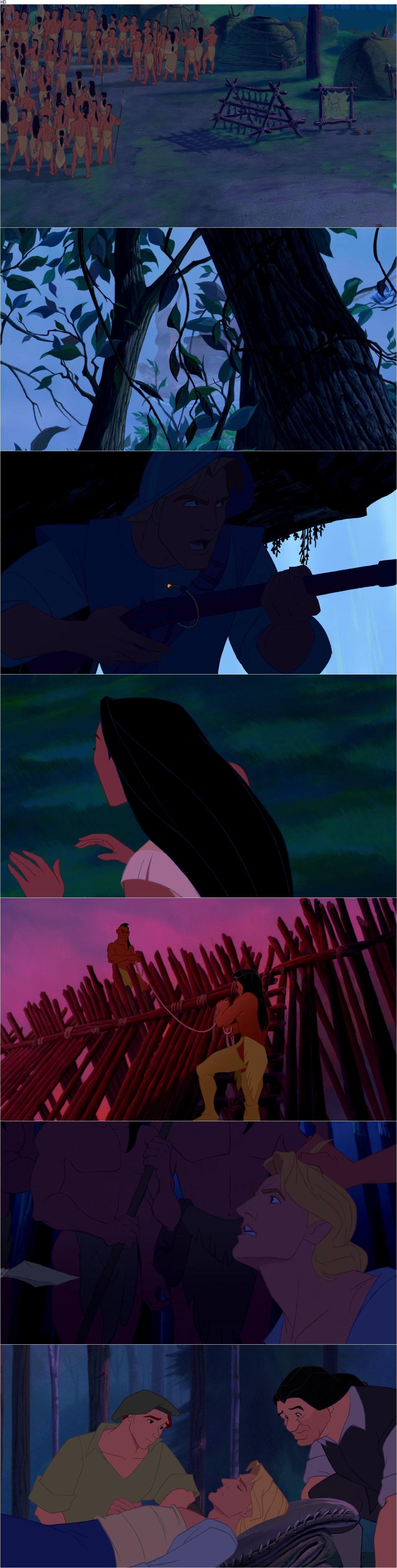 Pocahontas 1995 Avaxhome