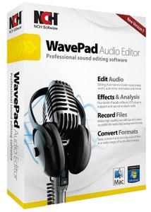 NCH WavePad 9.29 macOS