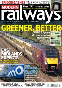 Modern Railways - October 2021
