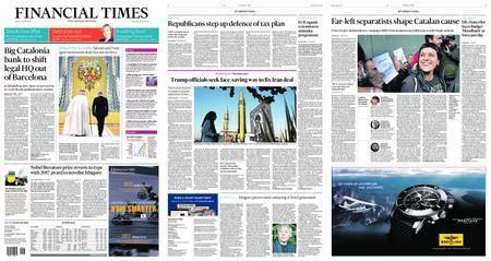 Financial Times USA – October 06, 2017