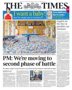 The Times - 28 April 2020