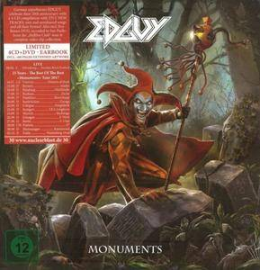 Edguy - Monuments (Earbook Edition) (2017)