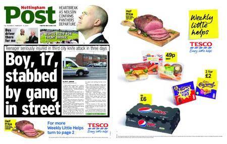Nottingham Post – February 15, 2018