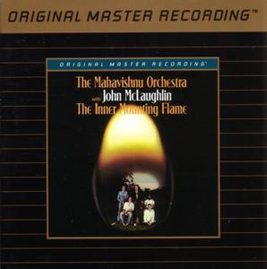 The Mahavishnu Orchestra - The Inner Mounting Flame (1971) [MFSL, UDCD 744] Repost
