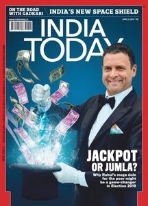 India Today - April 08, 2019