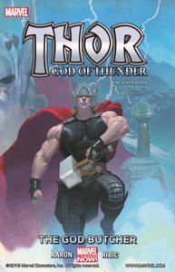 Thor God of Thunder Vol 1 - The God Butcher (2013) (Digital-HC) (Zone-Empire