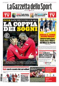 La Gazzetta dello Sport Sicilia – 19 agosto 2019