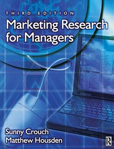 Marketing Research for Managers 3rd Edition