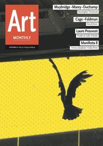 Art Monthly - November 2010   No 341
