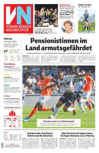 Vorarlberger Nachrichten - 19 August 2019