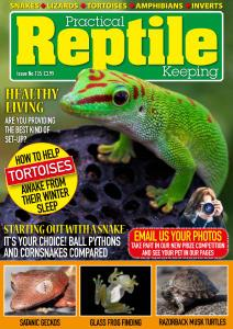 Practical Reptile Keeping - Issue 135 - February 2021