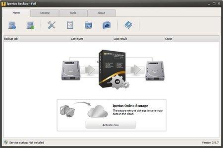 Iperius Backup Advanced Tape 4.5.0 + Portable