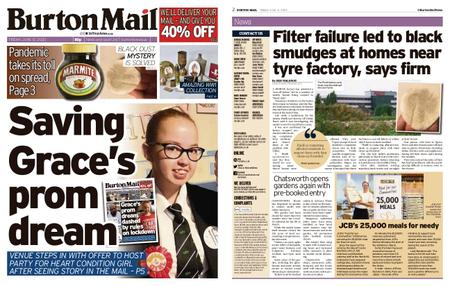 Burton Mail – June 12, 2020