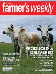 Farmer's Weekly - 18 May 2018