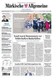 Märkische Allgemeine Dosse Kurier - 09. September 2019