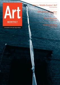 Art Monthly - Jul-Aug 2006   No 298