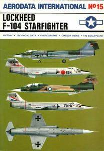 Aerodata International No.15: Lockheed F-104 Starfighter (Repost)