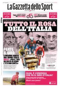 La Gazzetta dello Sport Roma – 11 maggio 2019