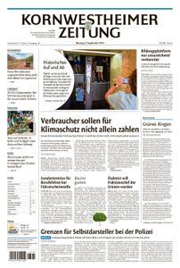 Kornwestheimer Zeitung - 09. September 2019