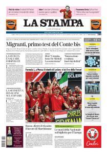 La Stampa Imperia e Sanremo - 9 Settembre 2019
