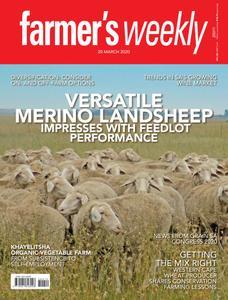 Farmer's Weekly - 20 March 2020