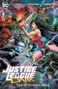 Justice League Dark v03-The Witching War 2020 digital Son of Ultron