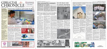 Gibraltar Chronicle – 11 August 2020