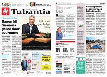 Tubantia - Enschede – 21 juli 2018