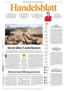 Handelsblatt - 13 Juli 2020