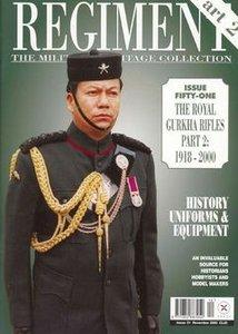 The Royal Gurkha Rifles Part 2: 1918-2000 (Regiment №51)