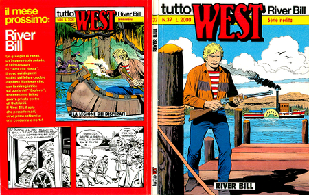 Tutto West - Volume 37 - River Bill - River Bill