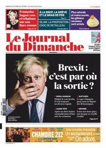 Le Journal du Dimanche - 20 octobre 2019