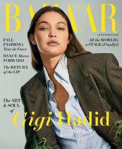 Harper's Bazaar USA - August 2021