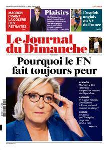 Le Journal du Dimanche - 11 mars 2018