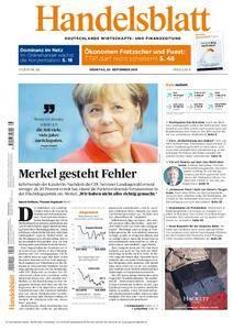 Handelsblatt - 20. September 2016