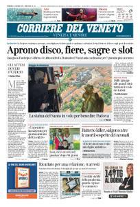 Corriere del Veneto Venezia e Mestre – 14 giugno 2020