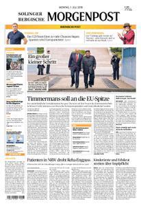 Solinger Morgenpost – 01. Juli 2019