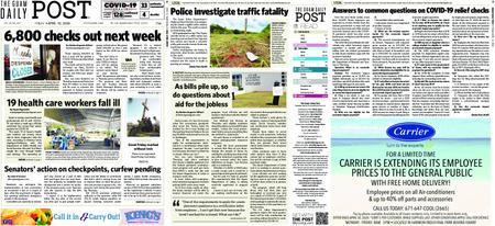 The Guam Daily Post – April 10, 2020