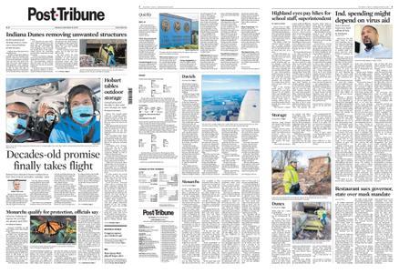 Post-Tribune – December 21, 2020