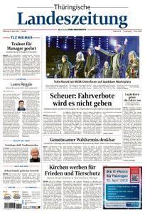 Thüringische Landeszeitung Weimar - 03. April 2018