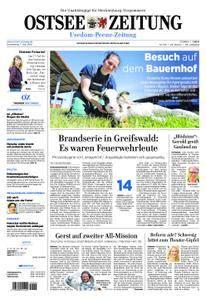 Ostsee Zeitung Wolgast - 07. Juni 2018