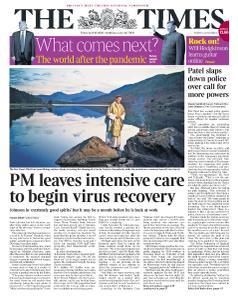 The Times - 10 April 2020