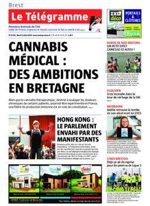 Le Télégramme Brest – 02 juillet 2019
