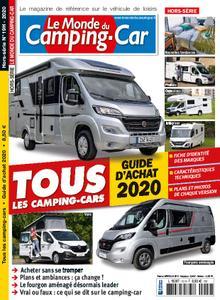 Le Monde du Camping-Car - janvier 2020