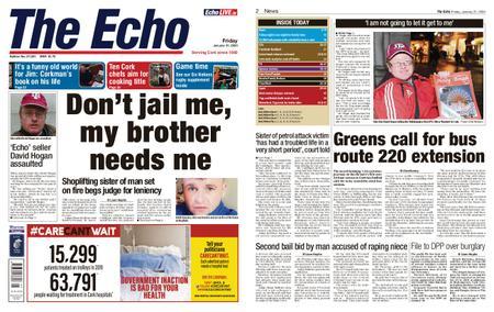 Evening Echo – January 31, 2020